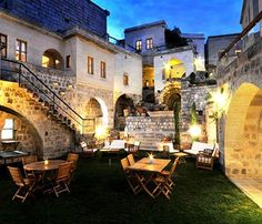 cave hotels in uchisar cappadocia - Google Search