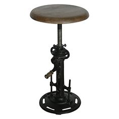 Yosemite Home Decor YFUR-14-SHC31 Iron Wooden Stool in 25... https://www.amazon.com/dp/B01310D93A/ref=cm_sw_r_pi_dp_x_VKNiybDSMGMY0