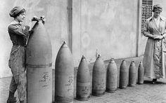 Munitionettes, Nottinghamshire