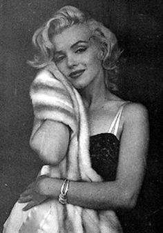 Marilyn Monroe Photographed by Milton Greene.