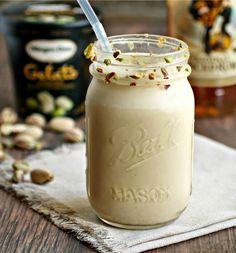 Rummy Pistachio Milkshake