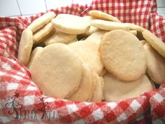 Old Fashioned Teacakes - Trendy Tree Blog