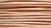 Picture of 10LC151, India Leather Cord Natural 1mm 25 Meter Spool