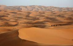 Investigación propone que la acción humana fue responsable de la creación del Sahara