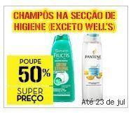 Promoção 50% desconto em champôs [Continente] - http://parapoupar.com/promocao-50-desconto-em-champos-continente/