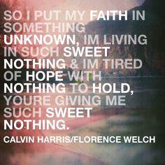 Best Song Lyrics on Pinterest | Calvin Harris, Avicii and ...