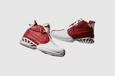 Just dropped are the fresh remake from Nike on the Air Zoom Vick 2 in this 'Falcons' colourway. These have limited availability with sizes already going on this exciting re-vamp! #culturekings #Streetwear #fashion #airzoom #vick #falcons #retro