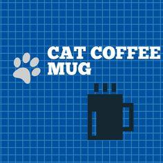 Cat Coffee Mug, Cats, Gatos, Cat, Kitty, Kitty Cats