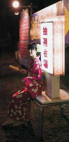 girlsinkimono:  Airi SUzuki