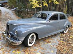 1947 Packard 2126 for sale - Hemmings Motor News Vintage Cars, Antique Cars, Vintage Auto, Vintage Items, Asphalt Driveway Repair, Benz Smart, Forest Falls, Automobile, Best Classic Cars