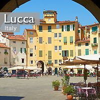Pictures of Lucca Historical & Landmark Sites - Images & Photos