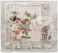 Cards By Becky: May Collage Challenge at Live and Love Crafts