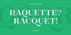 Tenez font by Plau · Designed by Rodrigo Saiani · License » http://plau.co/en/shop/tenez