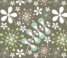 dandy fabric by emrick123 on Spoonflower - custom fabric