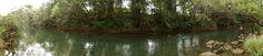 Kumbhi river panorama at The camp, Palsambe, Kolhapur