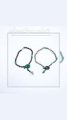 Anklet Bracelet, Bracelets, Pearls, Jewelry, Jewlery, Jewerly, Beads, Schmuck, Jewels