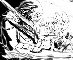 Talon and Riven by Yosukii on DeviantArt