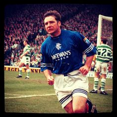 Scottish cup semi final - Ally scores as Glasgow Rangers beat Celtic super ally ! Rangers Football, Football Icon, Rangers Fc, Football Fashion, Glasgow Scotland, Semi Final, Chelsea Fc, No One Loves Me, My Passion