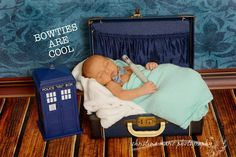 Doctor Who baby