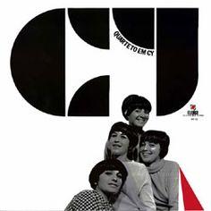 Quarteto em Cy, 1966    Gravadora: Elenco