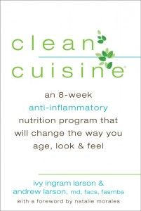 """This book takes """"clean eating"""" to the next level. And we're giving a copy of it away! #giveaway #book #cleaneating #eatclean"""