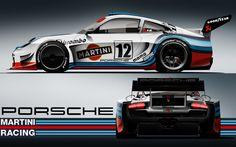 Martini Racing Porsche 911 RSR