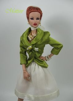 New Fashion for FR and silkstone Barbie