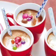 Mit unserem Rezept für heiße Schokolade könnt ihr sowohl euch, als auch eure Kinder verwöhnen.