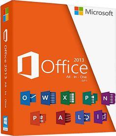 Microsoft Office 2013 Pro (x32-bit)