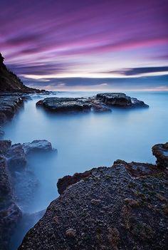 Purple Sky    http://www.facebook.com/ccrazyrobot  https://twitter.com/ccrazyrobot