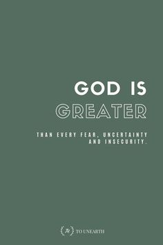 God is Greater Than Your Pain! Bible Verses Quotes, Jesus Quotes, Bible Scriptures, Faith Quotes, Quotes Quotes, Peace Quotes, God Loves Me, Quotes About God, Way Of Life