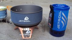 Reinventing Fire w/ Jetboil Camping Stoves