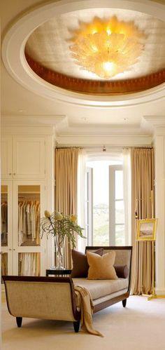 Beautiful dressing room...closet
