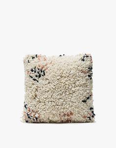Antigua Shag Pillow 16x16