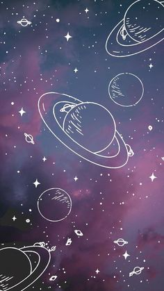 Papel de parede planetas - #papel #Parede #planetas