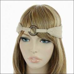 Fashion Spandex Circle Headband