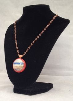 Mars jewelry Mars necklaces Mars necklace space by MarsBling