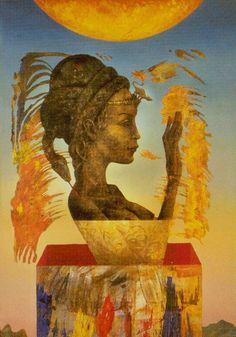 The Sun - Akron Tarot