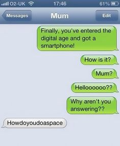 15+ Of The Funniest Texts From Moms Ever