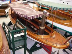 Wooden Boat Museum, Clayton, NY  Photo: James L. Root