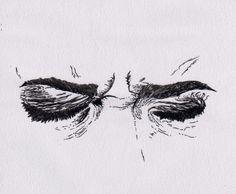'she lives in a world so unaware.'