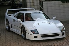 ferrari - Page 2 - Auto titre Ferrari F40, Exotic Sports Cars, Exotic Cars, Expensive Cars, Go Kart, Car Manufacturers, Hot Cars, Custom Cars, Luxury Cars