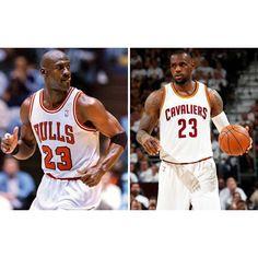 Who had the more difficult career Path Michael Jordan or LeBron James? #repre23nt #dhtk #michaeljordan #lebronjames #donthatetheking
