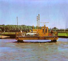 Veerwagen Houten 1971