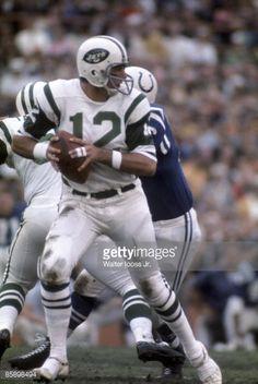 Joe Namath, Jets Football, Baltimore Colts, New York Jets, Jr, Motorcycle Jacket, Athlete, Miami