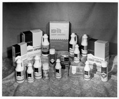 #THROWBACKTHURSDAY: Did you know that before Nutrilite became part of Amway, we had our own line of homecare products? Eco-lite was distributed from about 1964 to 1972.