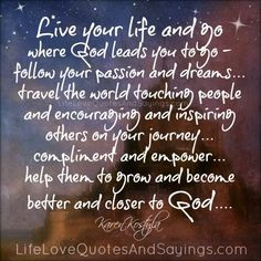 live life love quotes | Live Your Life.. - Love Quotes And Sayings