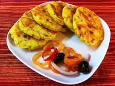 Moroccan Potato Patties-Maakouda