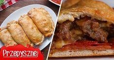 Przepis na Calzone z Twoimi ulubionymi dodatkami Calzone, Cheesesteak, French Toast, Breakfast, Ethnic Recipes, Food, Morning Coffee, Essen, Meals