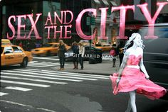 Carrie & NYC.....